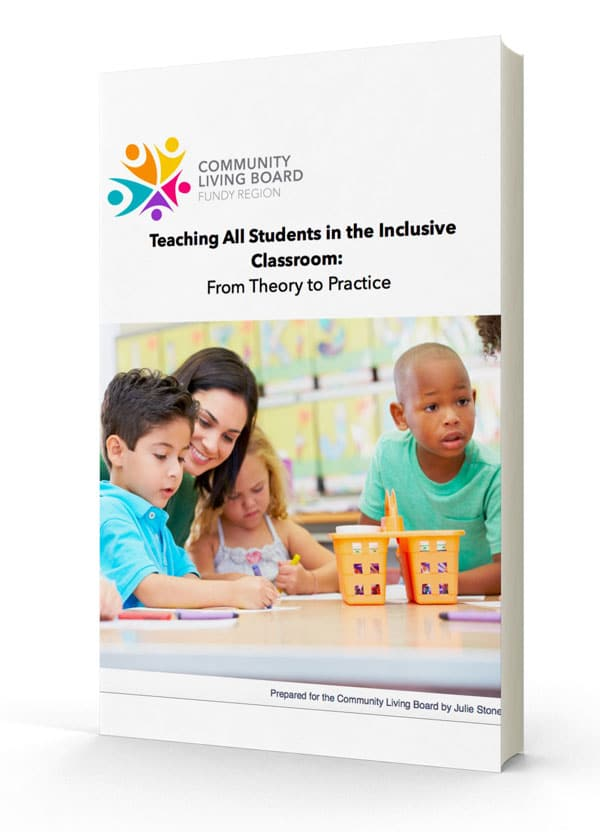 Community Living Board Book - Teaching All Students In The Inclusive Classroom - From Theory To Practice